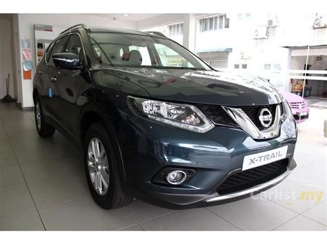 Nissan X Trail 2 5 New At 2016 nissan x trail 2016 2 5 in selangor automatic suv blue for