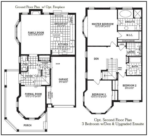 mattamy homes floor plans mattamy homes floor plans house design ideas