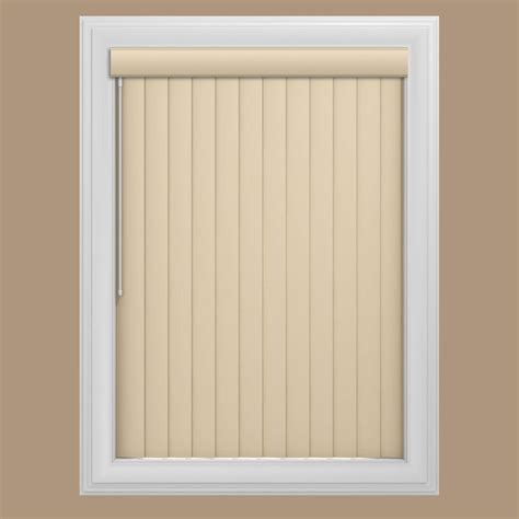 Homedepot Window Blinds bali cut to size vertical blinds blinds window treatments the home depot