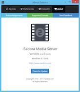 best media server for mac isedora media server mac new version