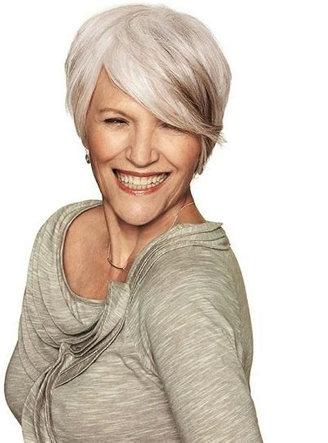 trendy hairstyles for mature women 2017 haircuts pixie short haircuts for older women over 50 2018 2019