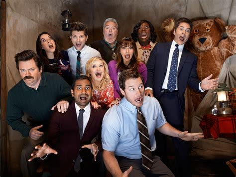 Top 7 Actors On Tv by The 10 All Time Best Episodes Of Parks And Recreation