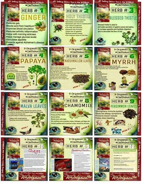 Te Divina Detox Owners by What Are The Ingredients In Vida Divina S Original Tea