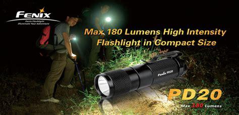 fenix pd20 fenix pd20 lightweight torches india fenix pd20