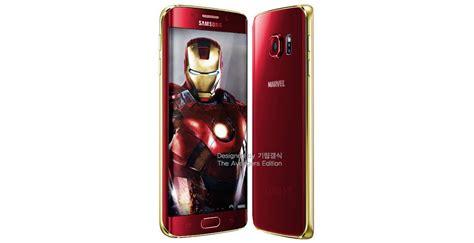 Samsung Galaxy S6 Ironman Edition Samsung Galaxy S6 And Galaxy S6 Edge Edition Launching Soon