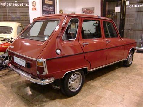 renault 6 tl 1977 autos clasicos y antiguos en venta