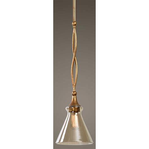 mini pendant lighting fixtures uttermost lighting fixtures glam 1 light gold mini pendant