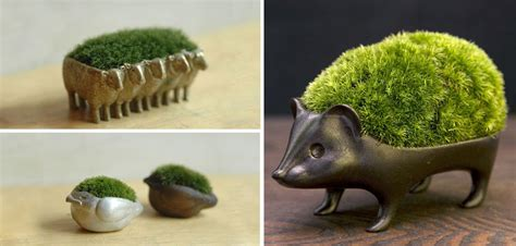 Animal Planters 15 creative planter designs that would make any flower pot