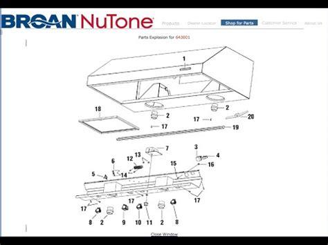 how to replace broan range light switch broan range wiring diagram 31 wiring diagram images