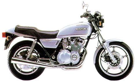 1981 Suzuki Gs650 Suzuki Models 1981 Page 1