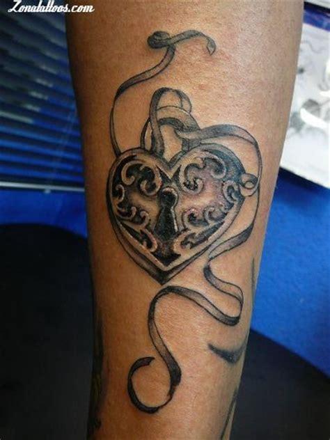 imagenes de tatuajes de llaves tatuaje de candados corazones