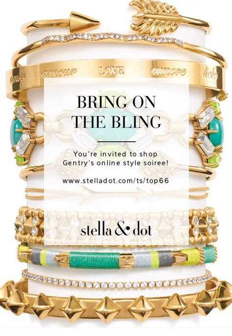 stella and dot invitation templates you re invited stella and dot trunk show meets bow