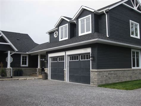 house with gray siding house siding color schemes with dark gray house siding colors grey siding ideas