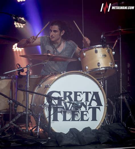 greta van fleet indonesia greta van fleet s danny wagner named best new drummer of