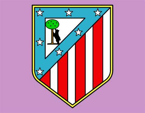 escudo atletico de madrid para imprimir imagui pin escudos pyssla real madrid on pinterest