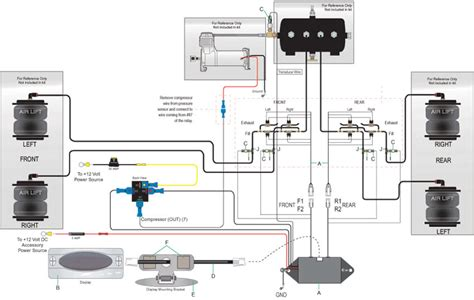 Wiring Diagram For Viair Compressor