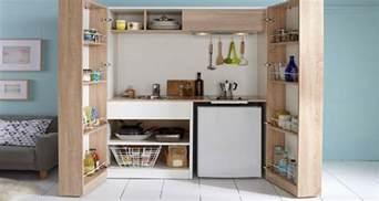 Formidable Meuble Plaque De Cuisson Ikea #4: kitchenette-et-solution-amenagement-petite-cuisine.jpg