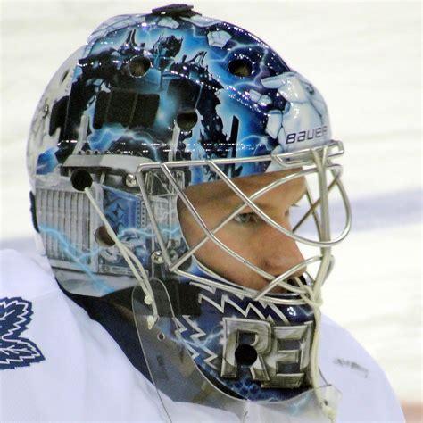 Eishockey Helm Sticker by File Reimer Goalie Mask Jpg Wikimedia Commons