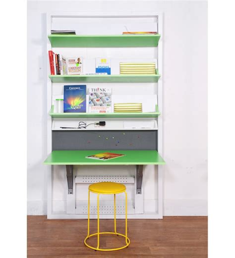 Set Cumi Kid buy spaceone book shelf study table modern study laptop tables pepperfry