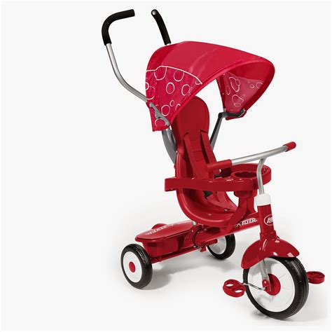 radio flyer tricycle exercise bike zone radio flyer 4 in 1 trike review buy