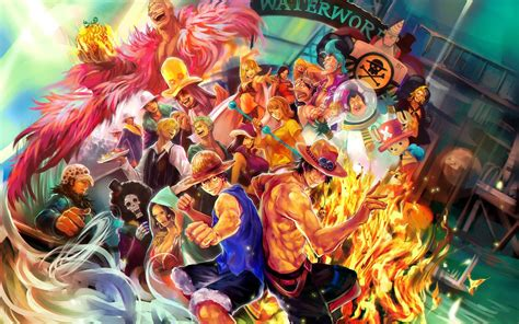 Gambar Wallpaper One Piece HD Terbaru 2016   Blog Yoiko
