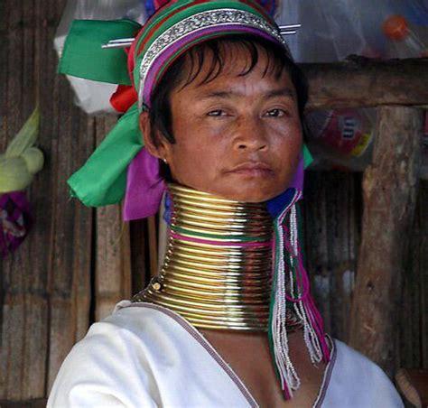 Imagenes Mujeres Jirafa | las mujeres jirafa de la tribu karen tailandia dogguie