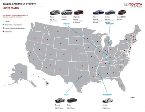 toyota usa website toyota motor engineering manufacturing north america