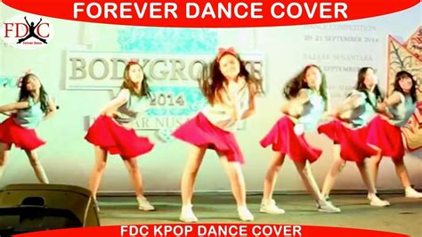 tutorial dance cover kpop apink dance cover kpop dance cover indonesia youtube