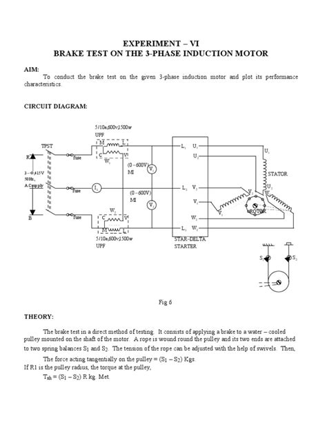 three phase induction motor braking methods brake test on the 3 phase induction motor