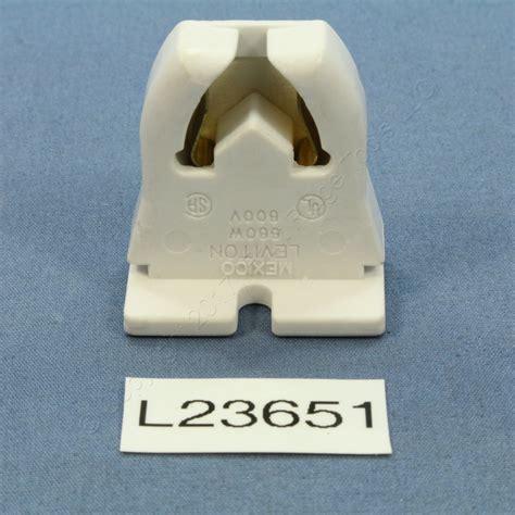 T8 L Sockets by Leviton Fluorescent L Holder T 8 Light Socket T8 Medium