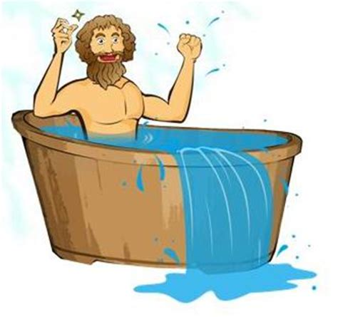 Archimedes And The Bathtub by