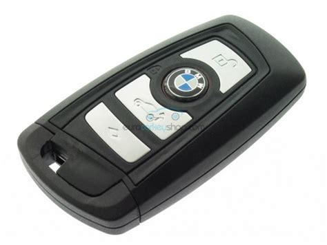 bmw key fob bmw smart key 4 buttons for f serie high quality