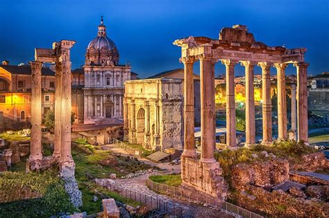 Prettiest Places In The Us by Roman Forum Night Tour Amp Tickets Selectitaly Com