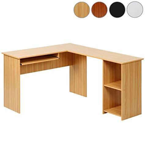 Corner Desk Beech Miadomodo 174 Stsh06 Corner Desk Different Colours Beech B00tdk8hw6 Uk Price Tracker