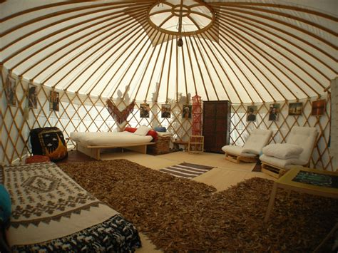 Mobile Homes Interior by Mongolian Yurts Famwest Natural Tents
