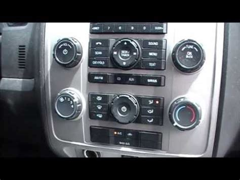 replace blower motor resistor ford escape 2009 how to replace a motor blower resistor in a 2010 ford escape