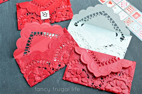 envelope crafts for how to fold a doily into an envelope easy dolllar store