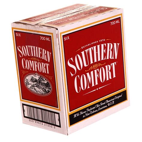 Southern Comfort Boutique by Liqueur Southern Comfort 70 Cl 35 176 Boutique