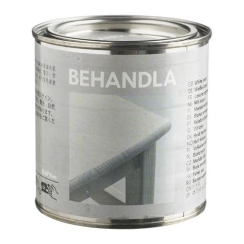 behandla glazing paint white ikea