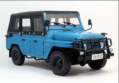 Jeep Models 2020 by 1 18 Beijing Bj212 Jeep 2020 Die Cast Model Ebay