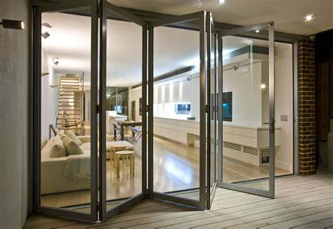 Bi Folding Doors Exterior Types Of Bifold Doors And Their Differences Interior Exterior Doors Design