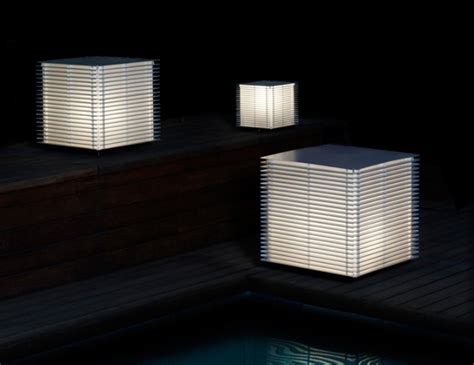 Solar Garden Lamps With Japanese Culture by Antoni Arola