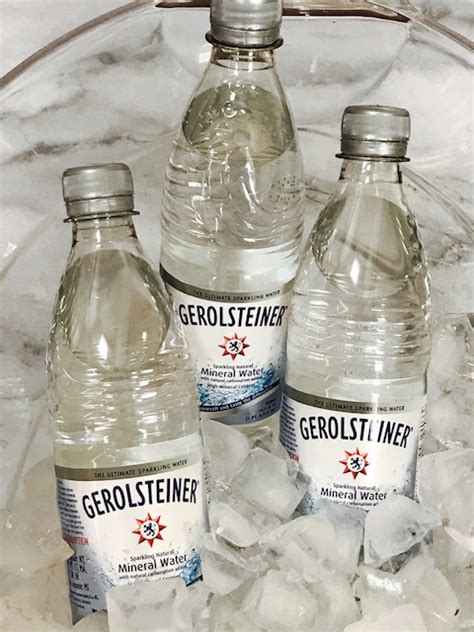 Mineral Water Detox by Join The Gerolsteiner Sparkling Detox Challenge Plus