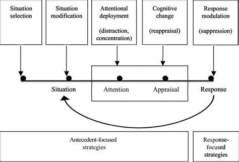 Process Model Of Emotion Regulation the process model of emotion regulation adapted from