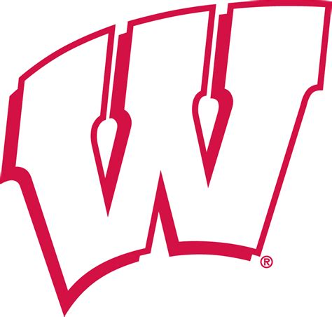 Wisconsin Badgers wisconsin badgers free coloring pages