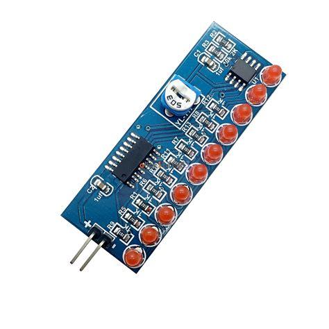 Running Led Light Water Flow Ne555 Cd4017 Diy Kit ne555 cd4017 running led flow led light electronic production suite diy kit ebay