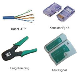 Alat Test Lan membangun dan setting jaringan lan warnet