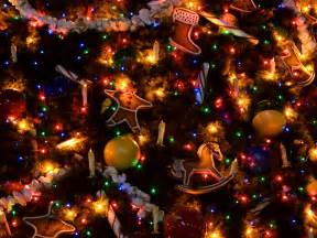 free beautiful christmas decorations computer desktop