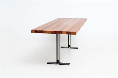Dining Table Black Legs Apollo Dining Table Brown Furniture