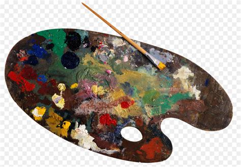 Painting Palette by Palette Painting Paint Drawing Cc0 Organism Palette